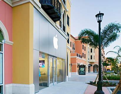 Apple Store Coconut Point Fashion Drive Estero Fl