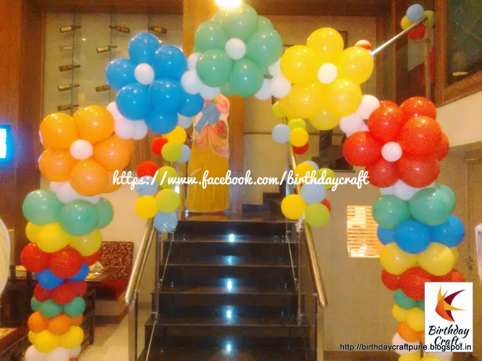 Pune Premier Children Birthday Party Planners Birthday Craft Pune