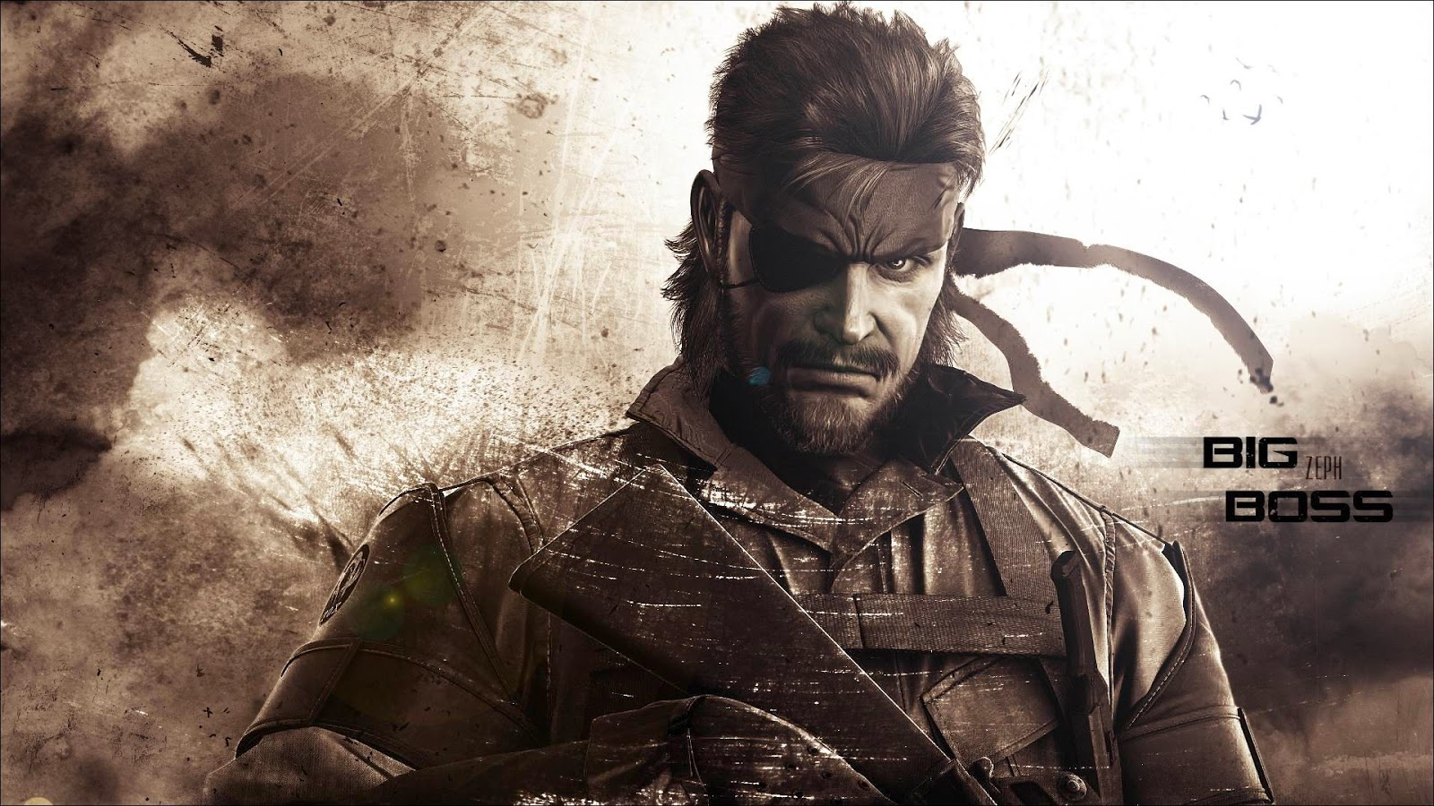 metal gear hd wallpapers - photo #27