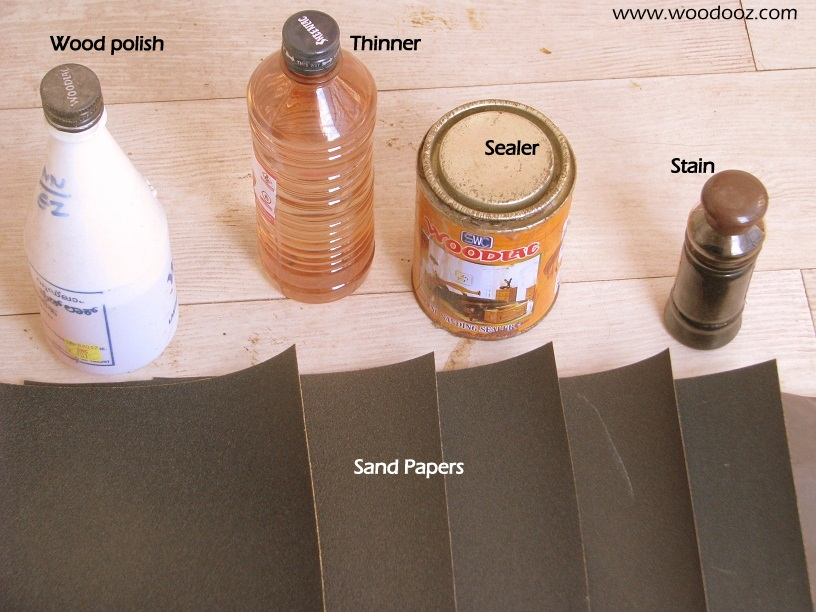Beginner's guide to staining wood - Indian Woodworking,DIY,Arts ...