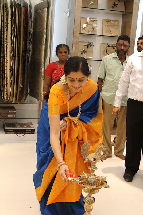 devayani new @ textiles room event latest photos