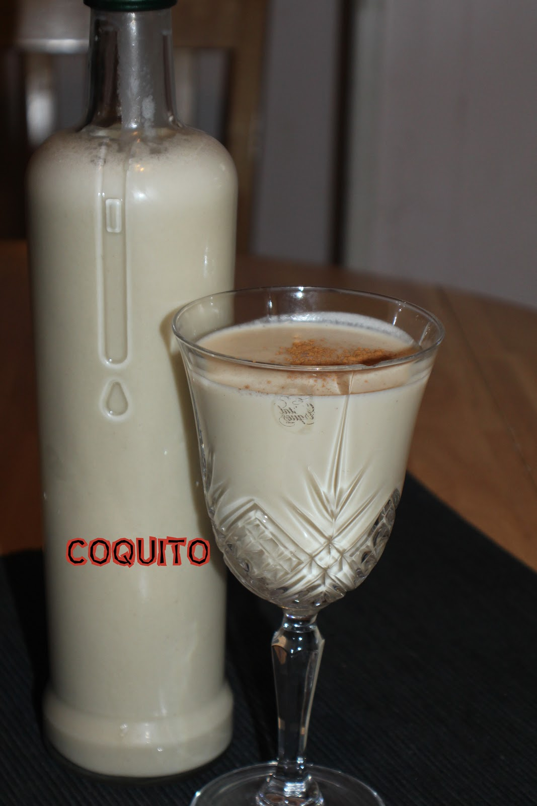 Coquito Recipe — Dishmaps