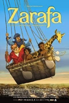 descargar Zarafa en Español Latino
