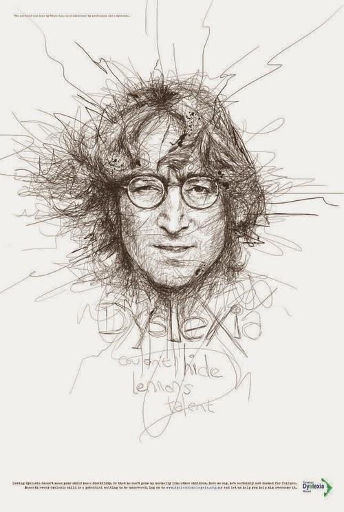 13-Dyslexia-John-Lennon-Malaysian-Artist-Vince-Low-Scribble-Dyslexia-www-designstack-co