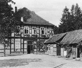 Historical photo of Laboratorium Wennebostel in Wennebostel/Wedemark