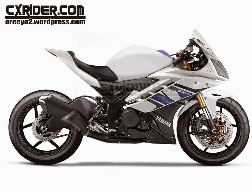 Foto Modifikasi Motor Yamaha R15 Terbaru
