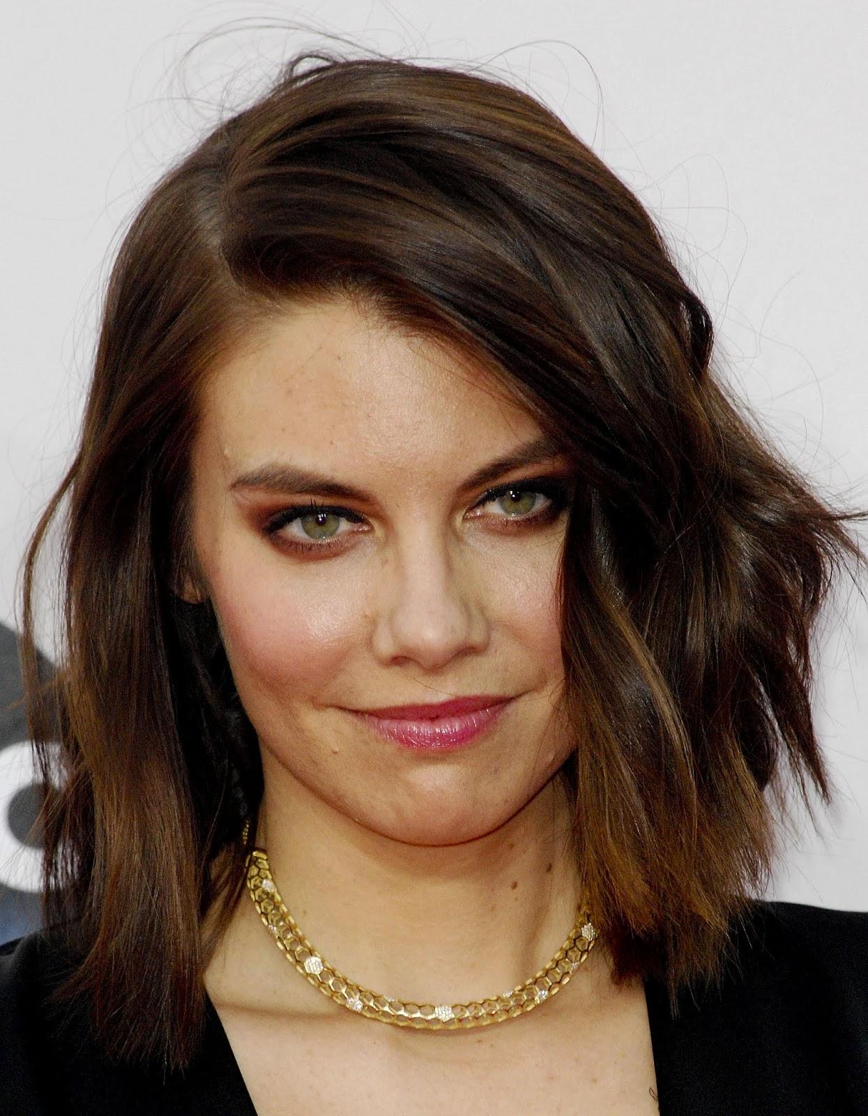 Lauren Cohan American Music Awards La 007 Kristen Stewart Set Charlie Angels