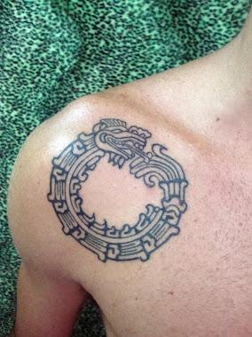 mayan tattoo thailand