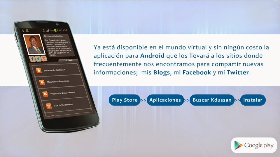 APP PARA MOVIL ANDROID