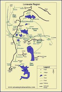 Lonavala Map