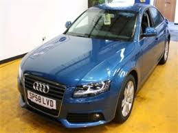 Audi A4 Diesel 2.0 Tdi Specifcation