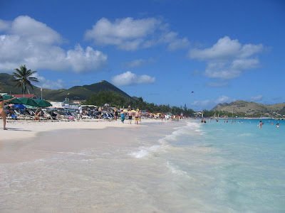 World most beautiful travel place is St. Martin's Island