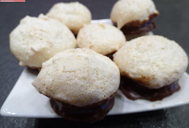 fischiscooking, weihnachtskekse, kokoskuppeln
