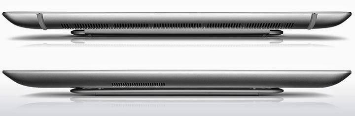 верхняя и нижняя грать моноблока Lenovo Horizon 2E