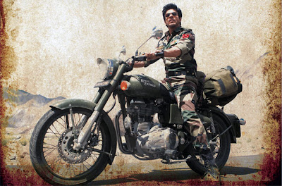 Indian Superstar bike still