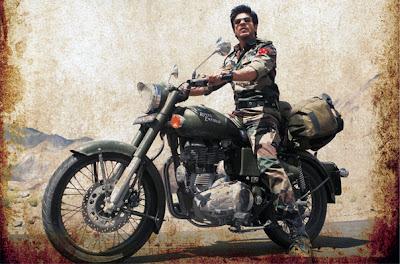 Indian Superstar bike still