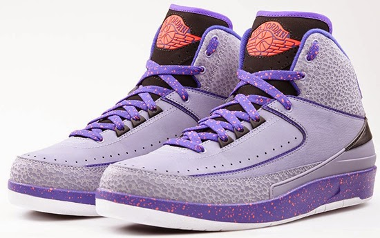 e2b8cfa6d4b An official look at the third Air Jordan 2 Retro set to release later this  month.