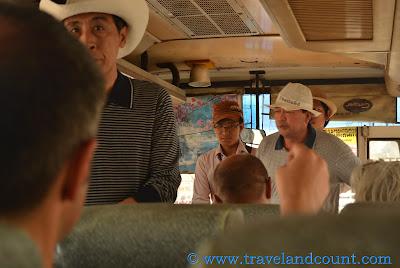 Cambodia Passenger Bus