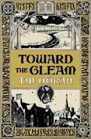 Toward the Gleam cover art, John Herried, Daniel Mitsui, T. M. Doran