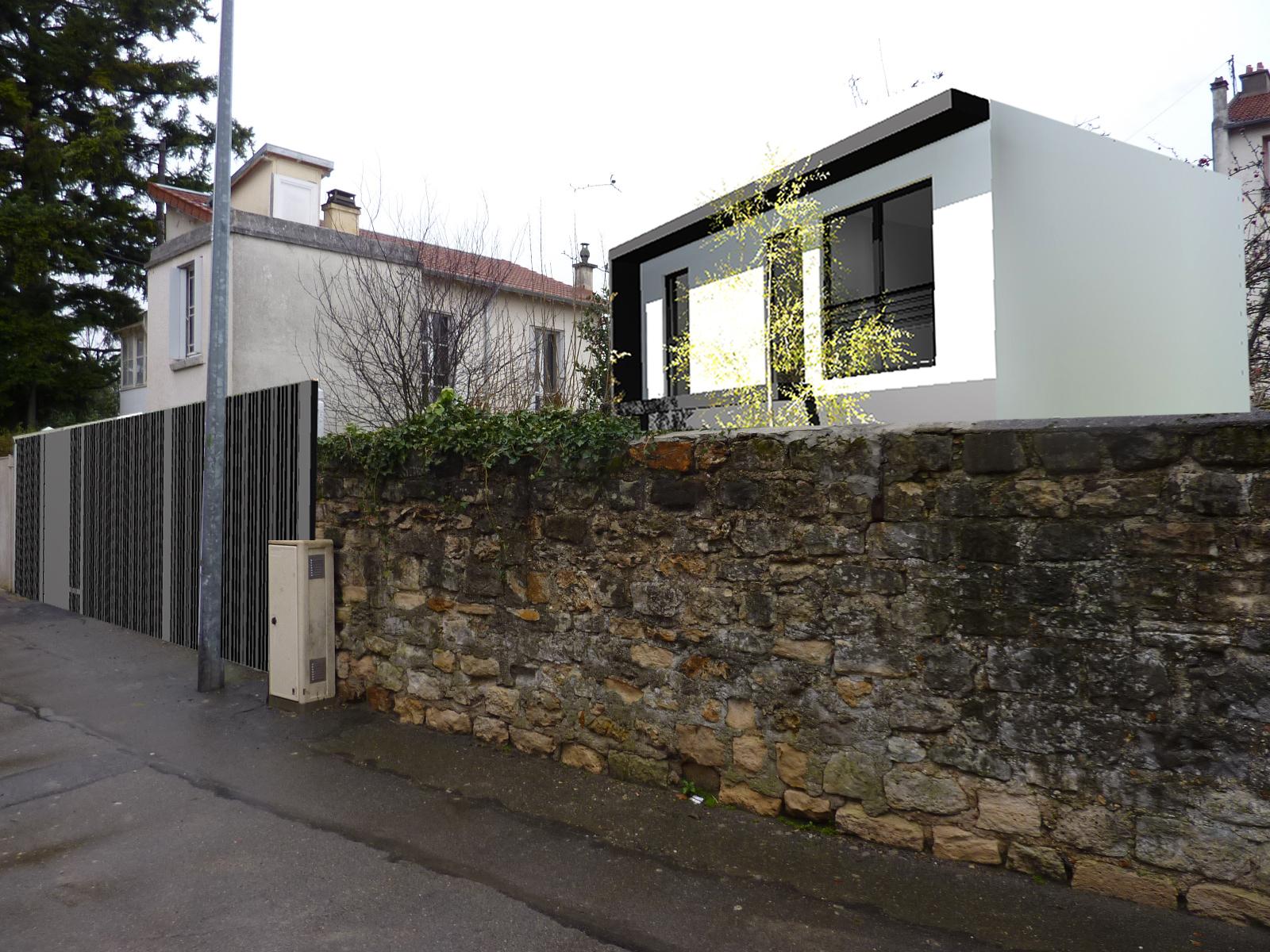 La maison bois maison bbc bois d 39 architecte for Architecte maison bois