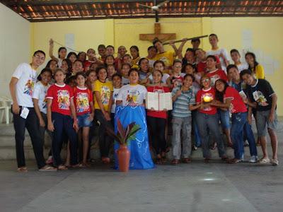 Arquidiocese de Fortaleza/CE, realiza Missão Jovem.