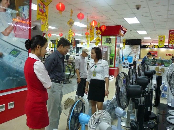 Tư vấn mẹo chọn mua quạt điện tốt giá rẻ phù hợp với gia đình bạn