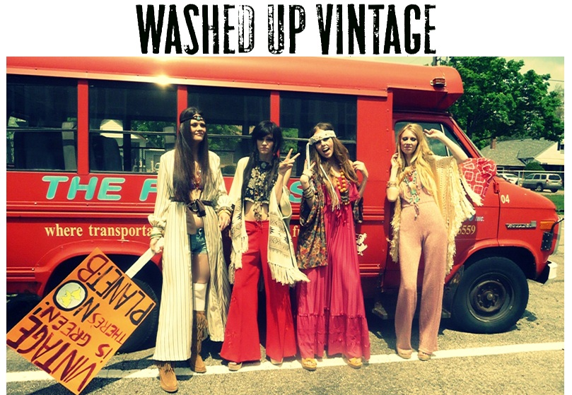 WASHED UP VINTAGE