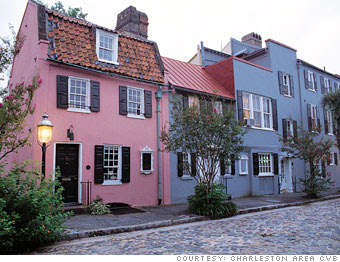 The Pink House Charleston SC