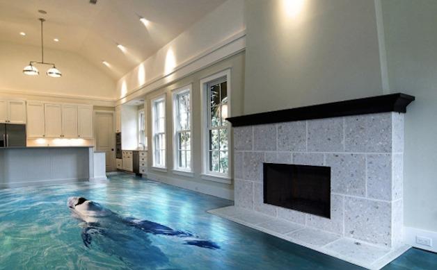 20 Ide Gambar Lantai 3D untuk Rumah Anda