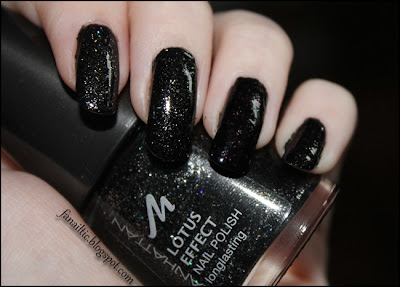 Catrice Black to the Routes + Manhattan Dream on! & Suberb Sparkle