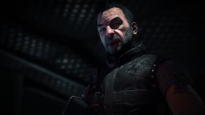 Spec Ops Commander Adam Kane (Dead Rising 3)