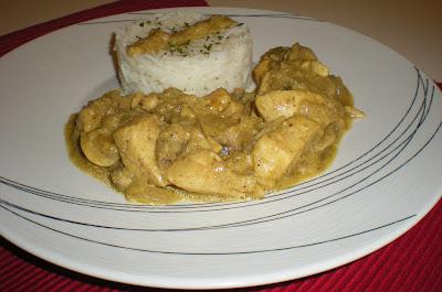 Pollo garam masala