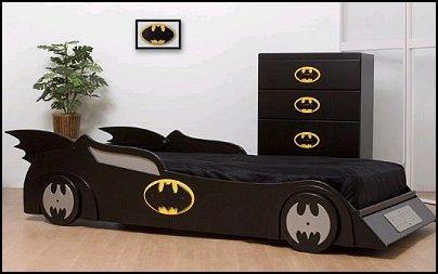 Batman bedroom decor - Batman bedroom furniture ...