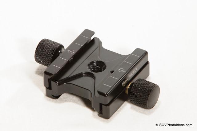 Hejnar PHOTO F51 Dual Subtend QR Clamp top