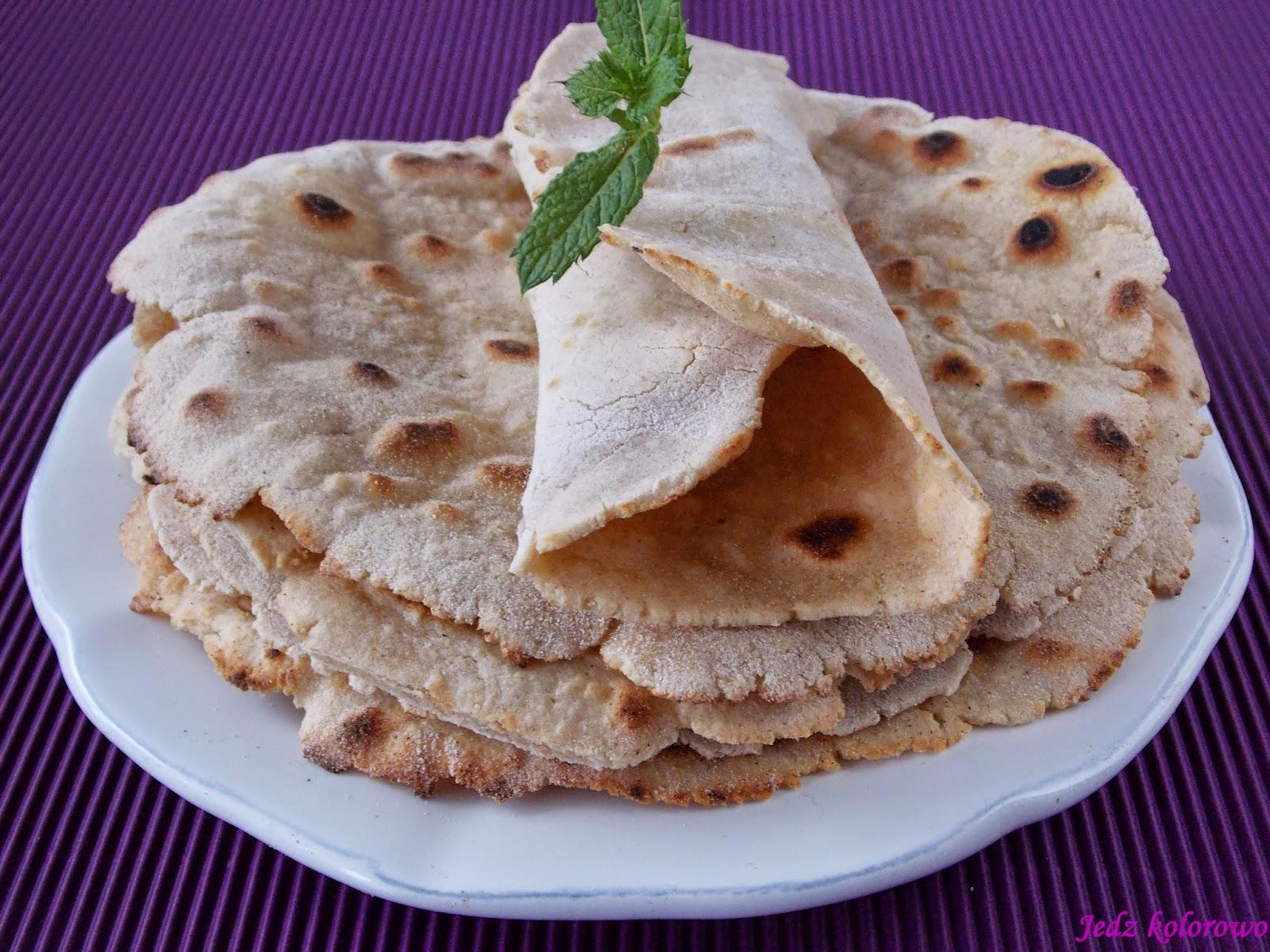 tortilla bezglutenowa