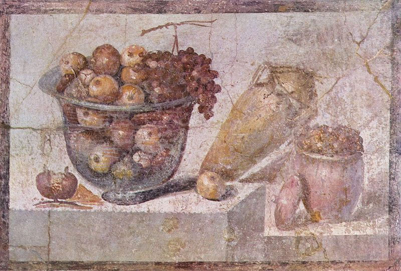 Four ancient roman recipes history and other thoughts for Ancient roman cuisine
