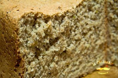 come fare il pane (integrale) con la macchina del pane