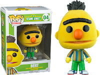 Funko Pop! Bert Flocked