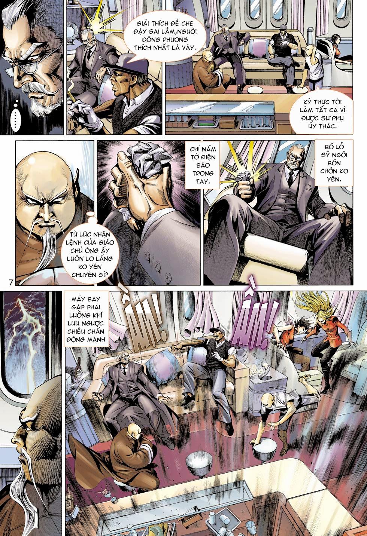 Thần Binh 4 chap 26 - Trang 8