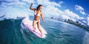 Meilleurs endroits pour surfer