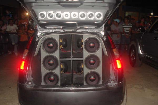 ventas de equipos de sonido: