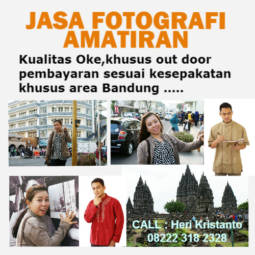 JASA FOTOGRAFI MURAHAN