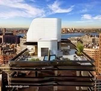 Proyecto de edificio en Nueva York
