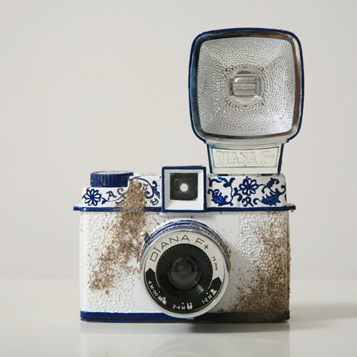 Lomography diana blackjack camera