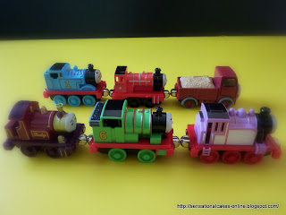 Thomas and friends train set singapore airlines