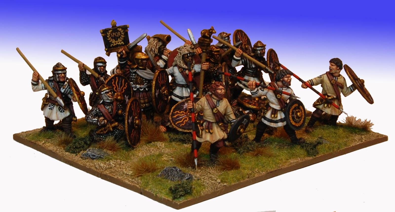 [Liens] Armées romaines d' autres joueurs - Page 2 Lancarii