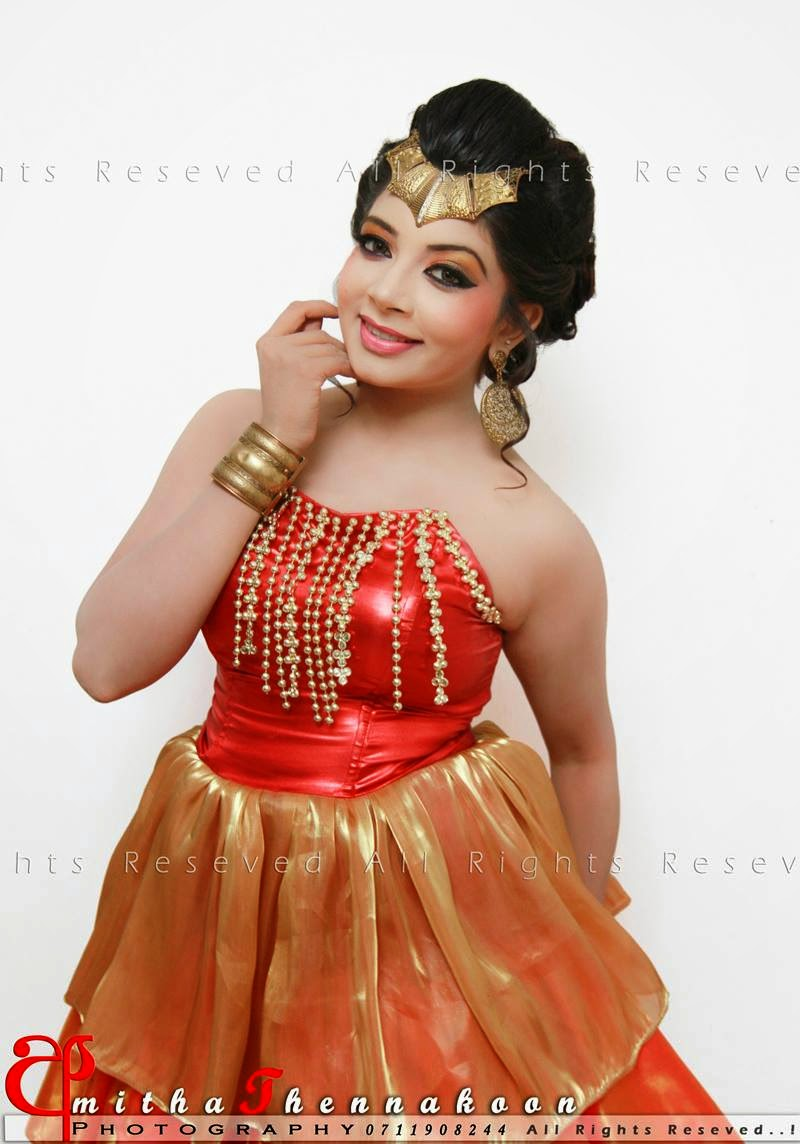 Udari Kaushalya Udayakumar sri lankan model