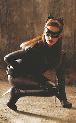 Selina Kyle, Dark Knight Rises