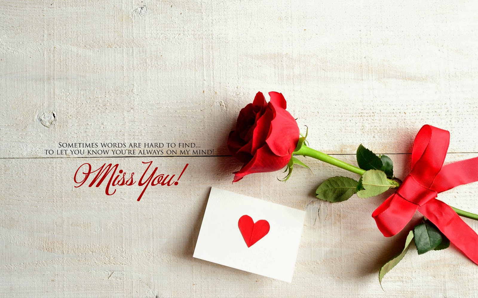 Lovely I Miss You HD Images