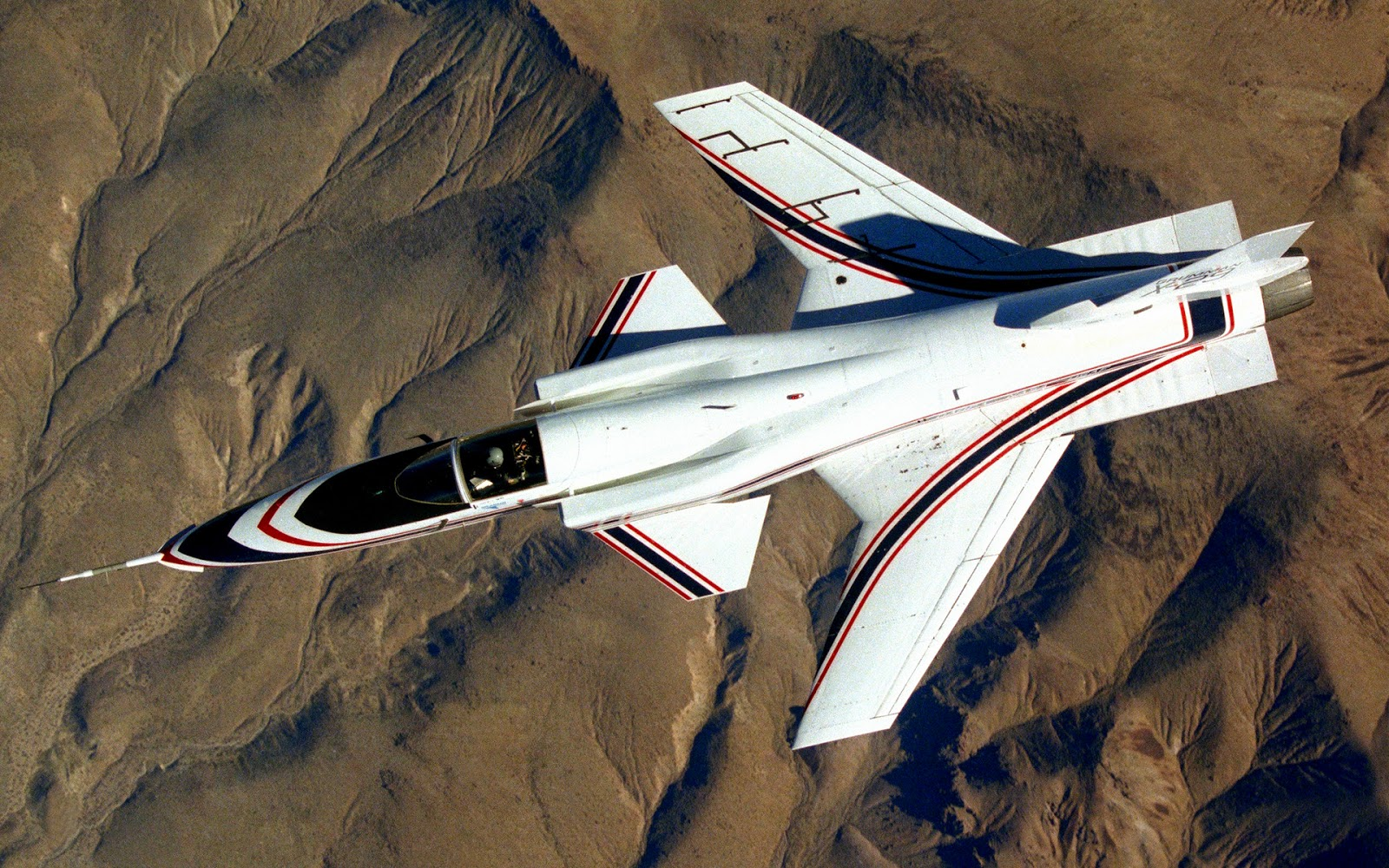 Ultimate Collection Of Rare Historical Photos. A Big Piece Of History (200 Pictures) - Grumman X-29